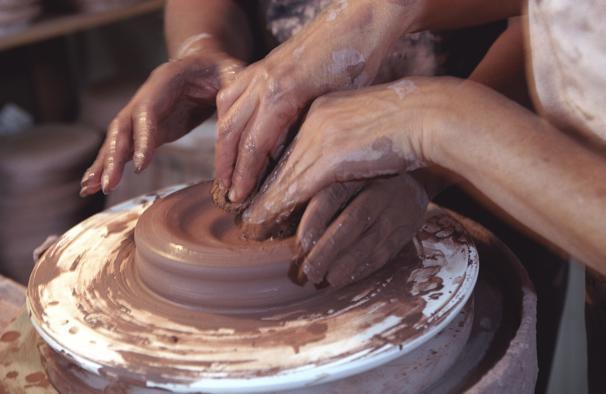 Mosaik kunstner
